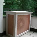 Gehäuse für Klimaanlage