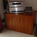 TV Schränkchen mit Falttüren in Macore'